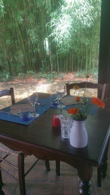 tavolino veranda